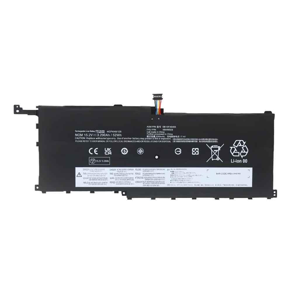 01AV409 for Lenovo X1 Yoga ThinkPad X1 Carbon 4th Gen