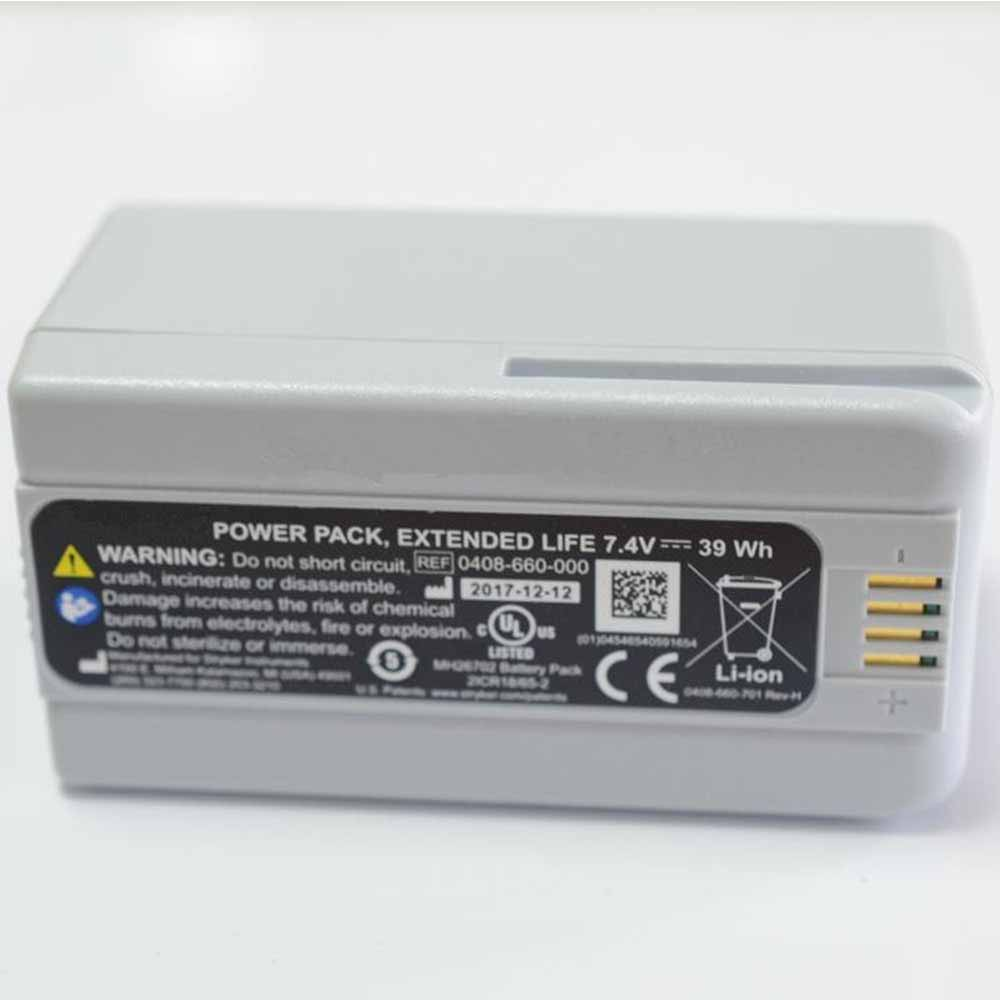 0408-660-000 for Stryker Power Pack Extended Life
