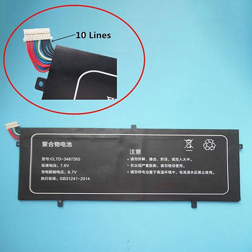 3282122-2S for JUMPER EZBook 3 Pro A13B-CO