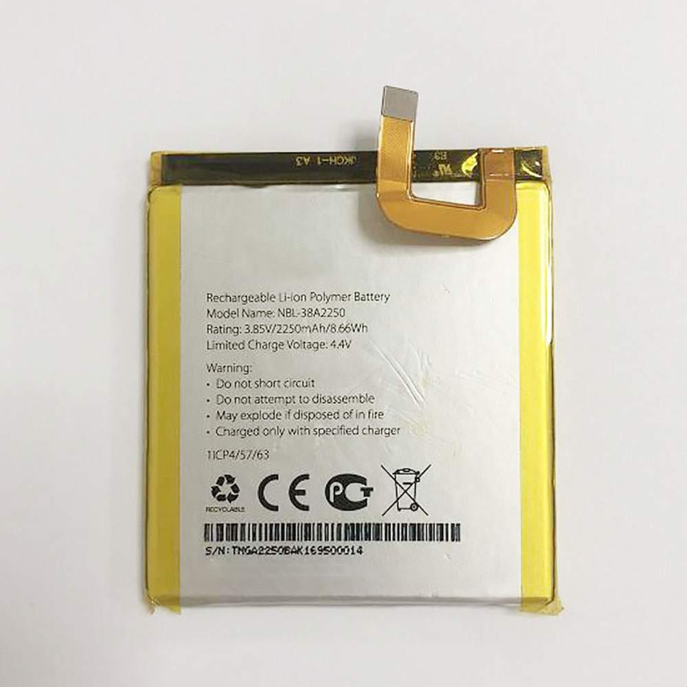 NBL-38A2250 for TP-LINK NEFFOS X1 TP902A TP902C