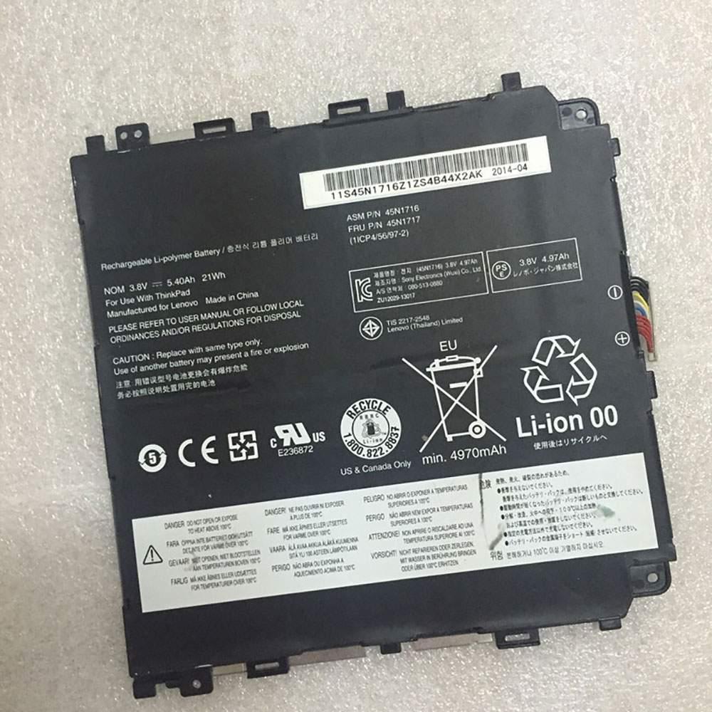 45N1716 for Lenovo IBM Thinkpad 8 1ICP4/56/97-2