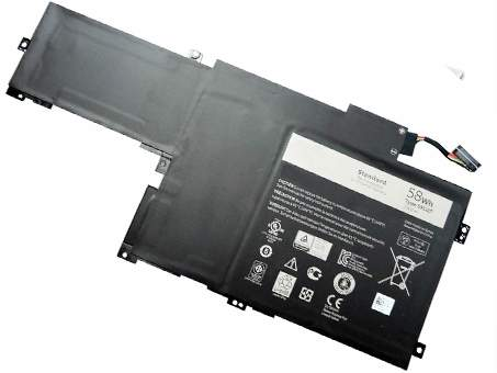 C4MF8 for Dell Inspiron 14-7437 P42G Series