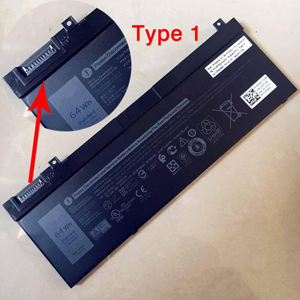 5TF10 for Dell Precision 7530 Series