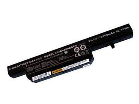 6-87-C480S-4P4 for Clevo C4500 Laptop