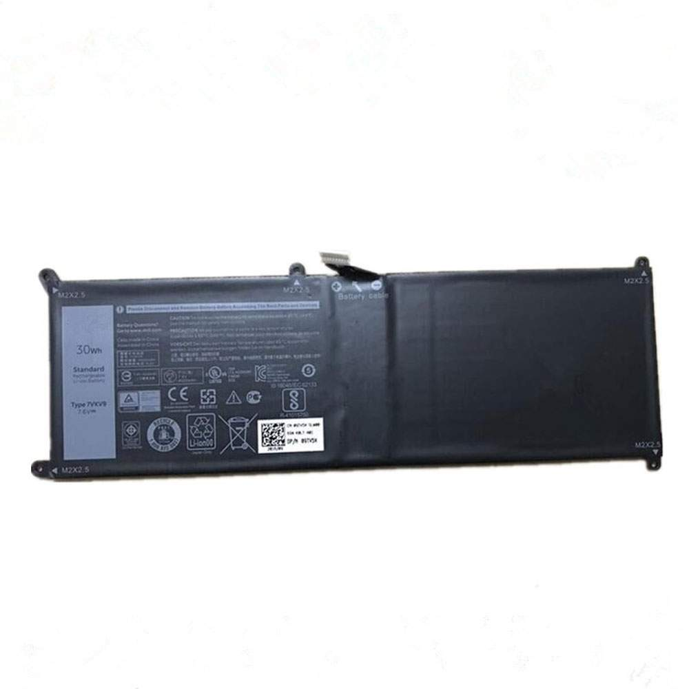 9TV5X for Dell XPS 12 9250 Latitude 12 7275 Series