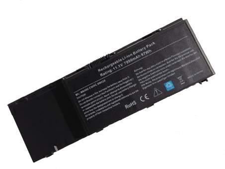 C565C for Dell Precision M6500, Dell Precision M6400 9cells 7800mAh