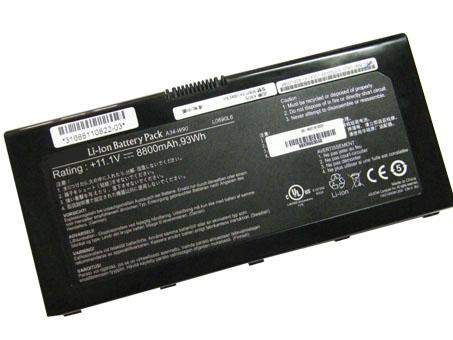 A34-W90 for Asus W90 W90V W90VN W90VP