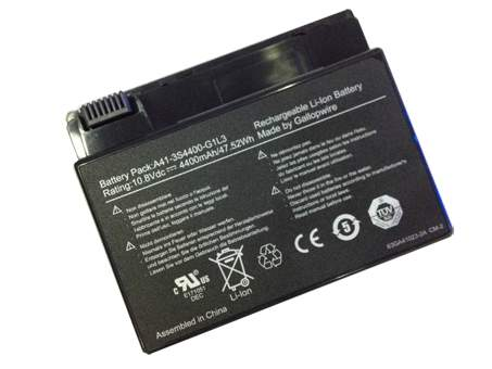 A41-3S4400-G1L3 for HASEE F3400 F4200 F7300 serie