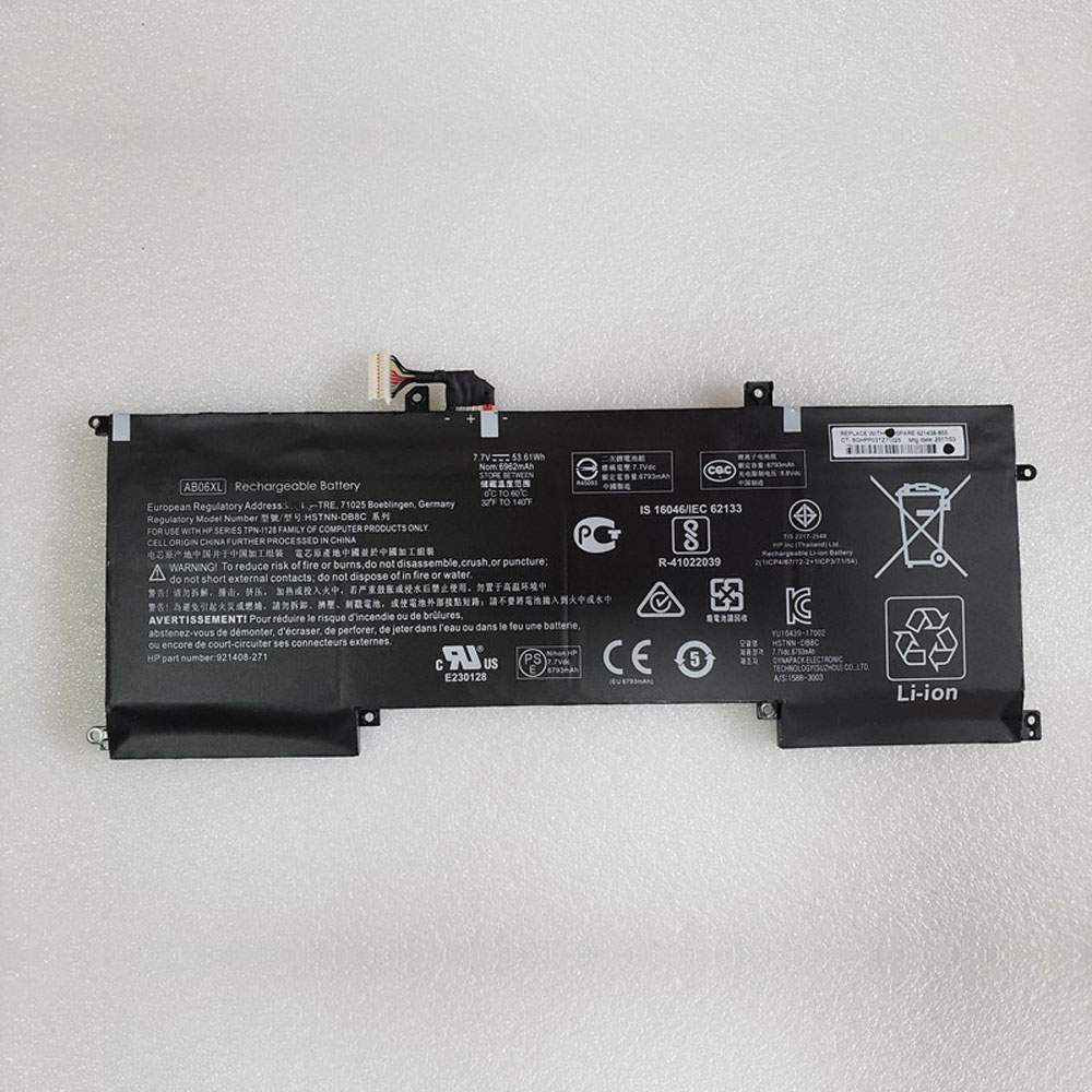 AB06XL for HP ENVY 13-AD023TU