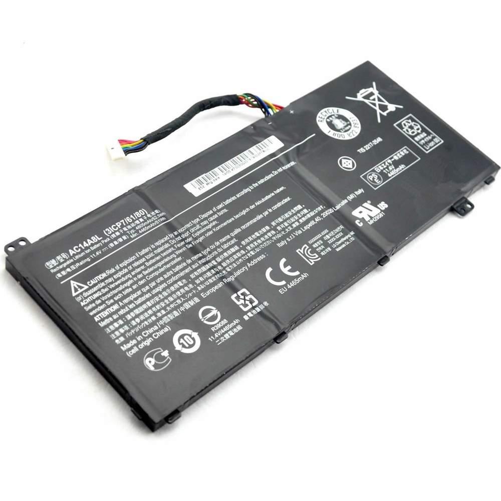 AC14A8L for Acer V15 Nitro Aspire VN7-571 VN7-591 VN7-791