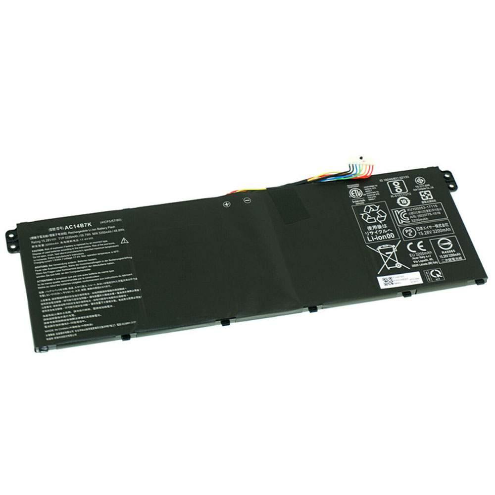 AC14B7K for Acer Swift SF314-52 SP515-51N  Series