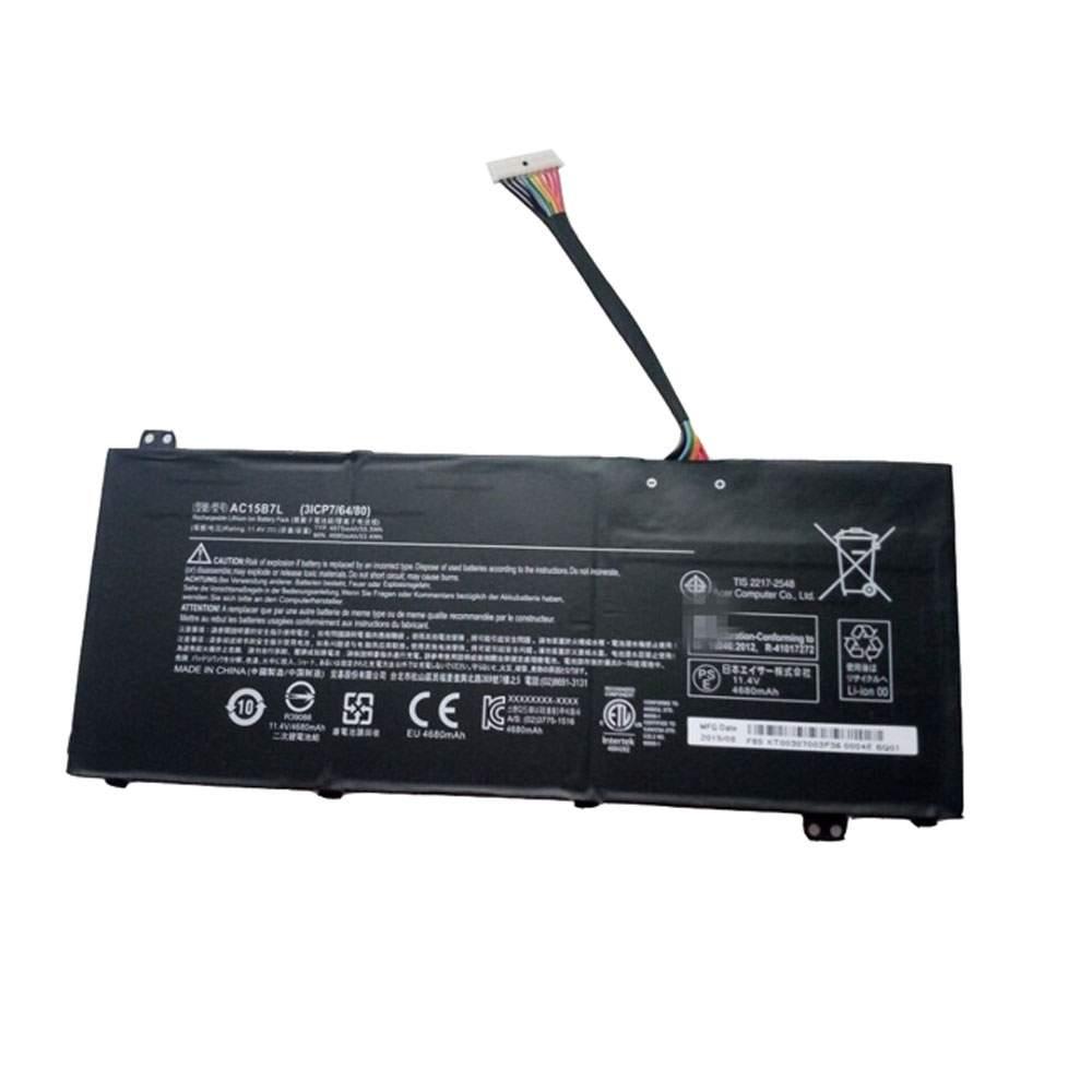 AC15B7L for Acer Aspire V15 Nitro VN7-591 31CP7/64/80 Series
