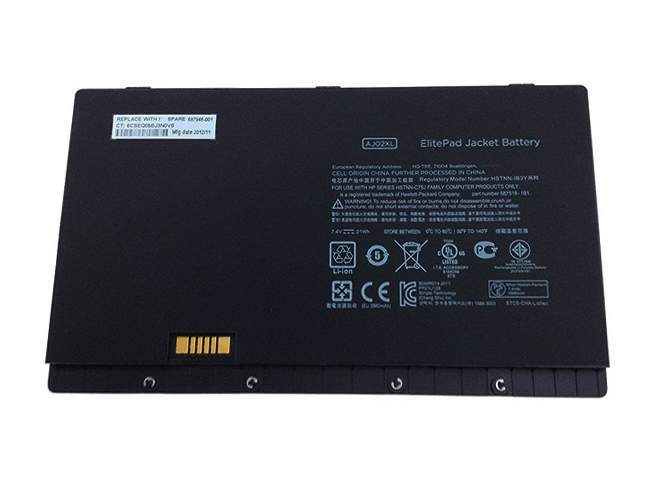 AJ02XL for HP Jacket Elitepad 900