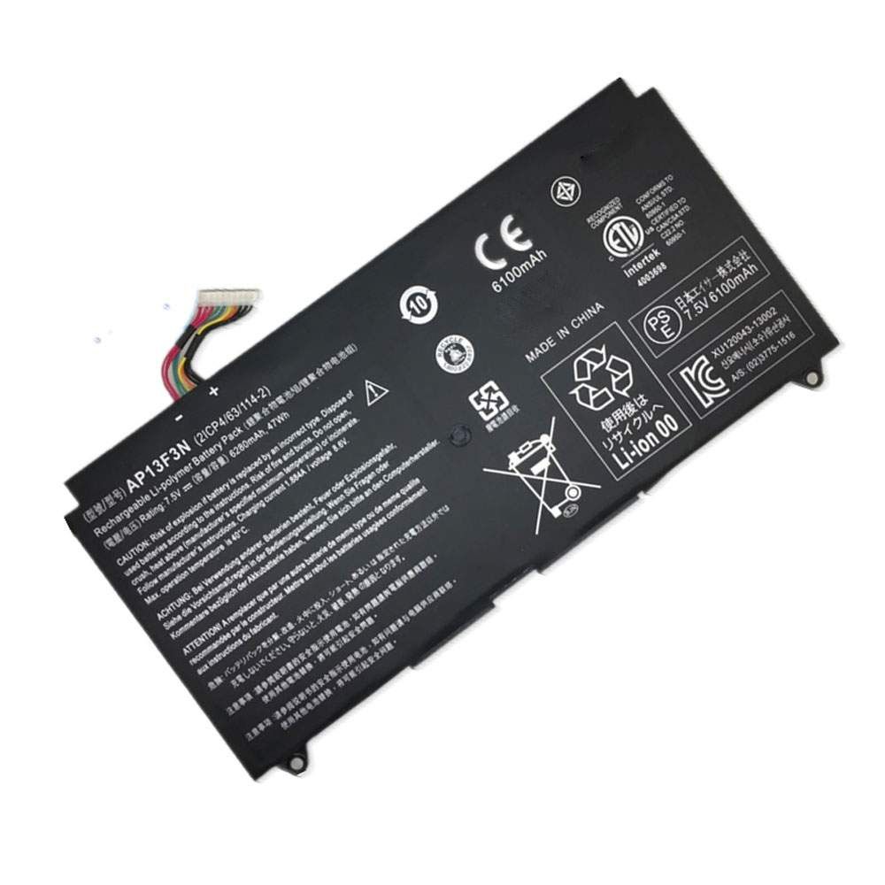 AP13F3N for Acer Aspire S7-392 S7-392-6411 S7-392-6832 Ultrabook