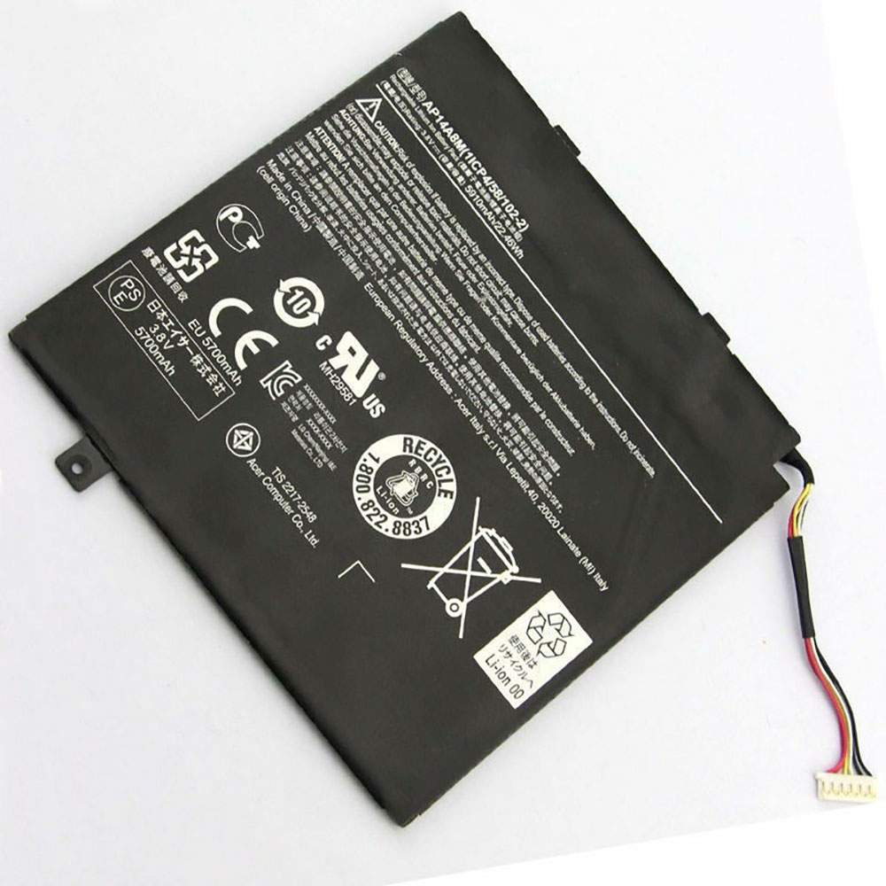 AP14A8M for Acer iconia 10 A3-A30 Switch 10 SW5-012