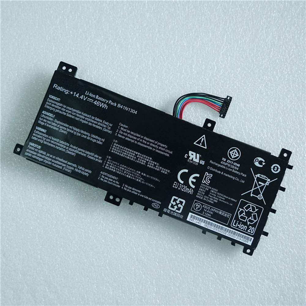B41N1304 for Asus V451L V451LA S451LA B41BK4G Series
