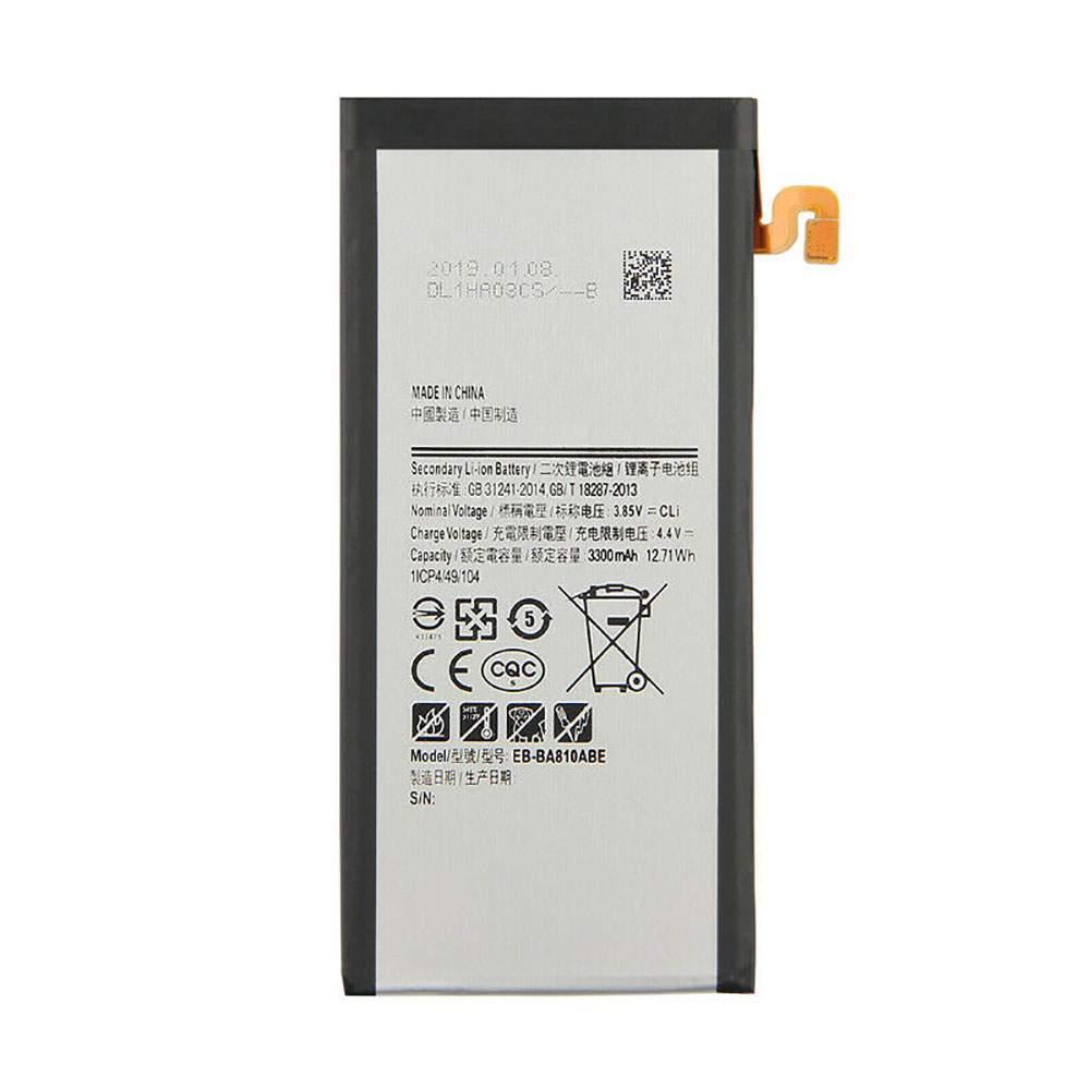 EB-BA810ABE for Samsung GALAXY A8 2016 A810F A810