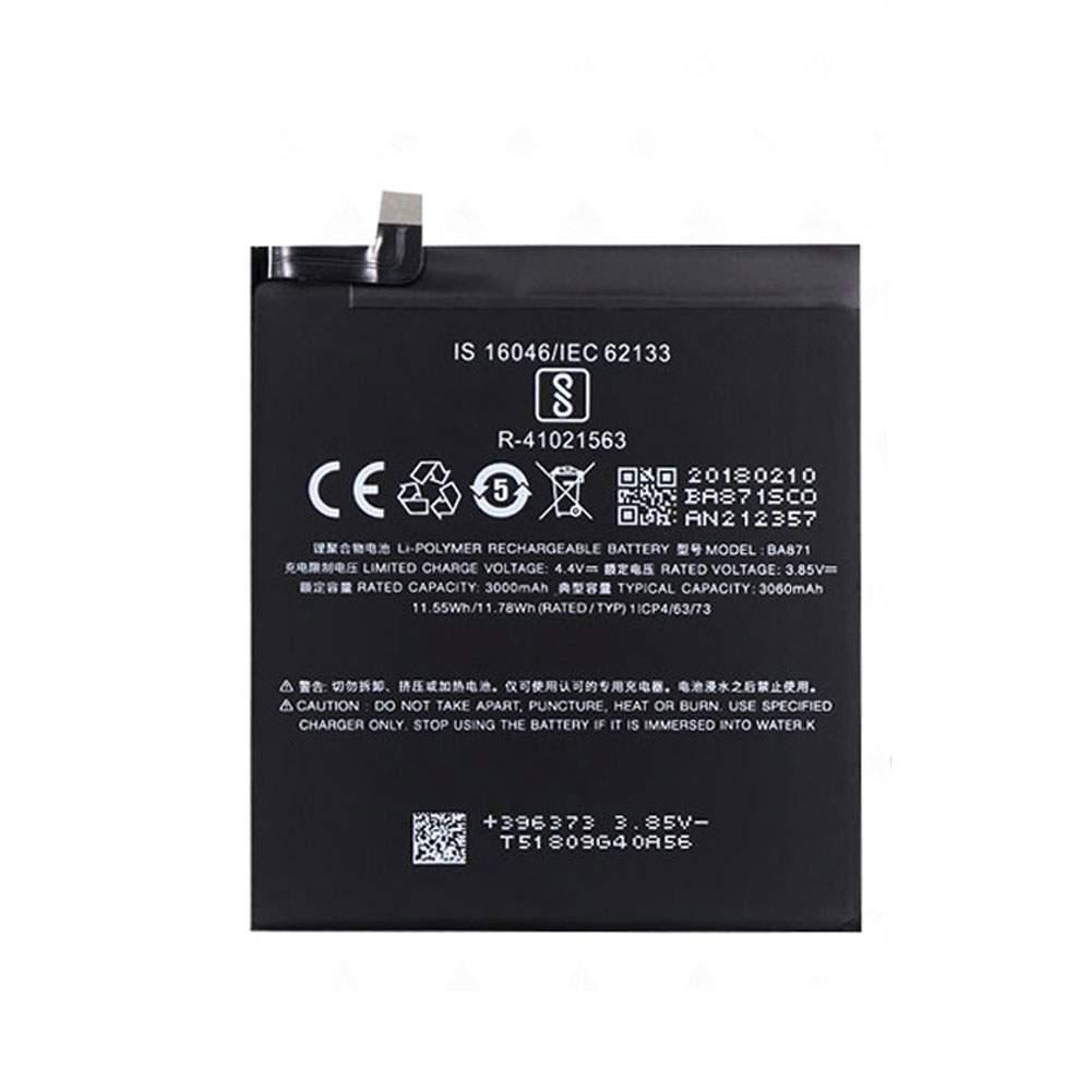 BA871 for Meizu MeiLan M15 M871Q