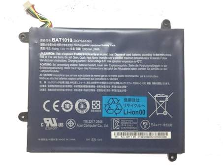 BAT1010 for Acer Iconia Tab A500 Tablet PC