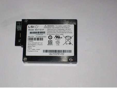 9260-8i for LSI MegaRaid iBBU08 IBM ServeRAID M5000 Battery, M5014 M5015