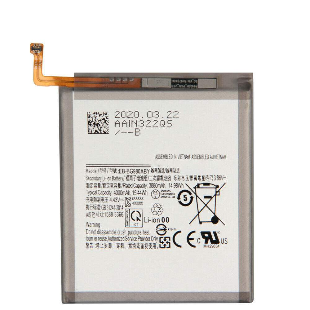 EB-BG980ABY for Samsung Galaxy S20 Plus