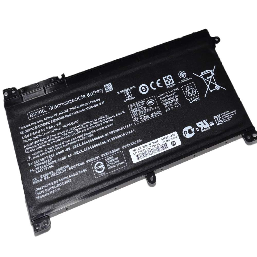 BI03XL for HP TPN-W118