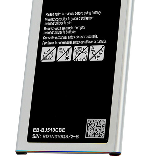 EB-BJ510CBE for Samsung SM-J510 j5109 j5108 J5