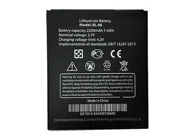 T6S for Phone THL T6 BL-06 Pro