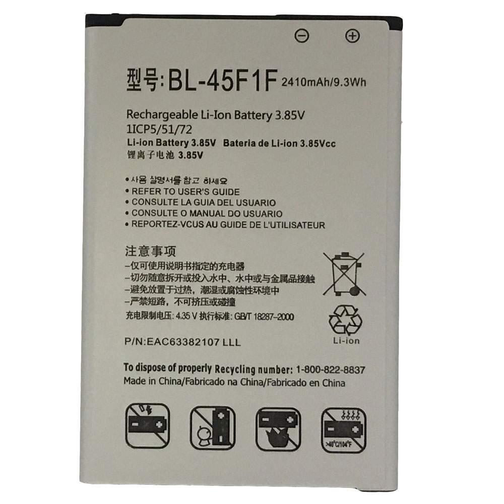 BL-45F1F for LG 2017 Version K8 K4 Aristo M210