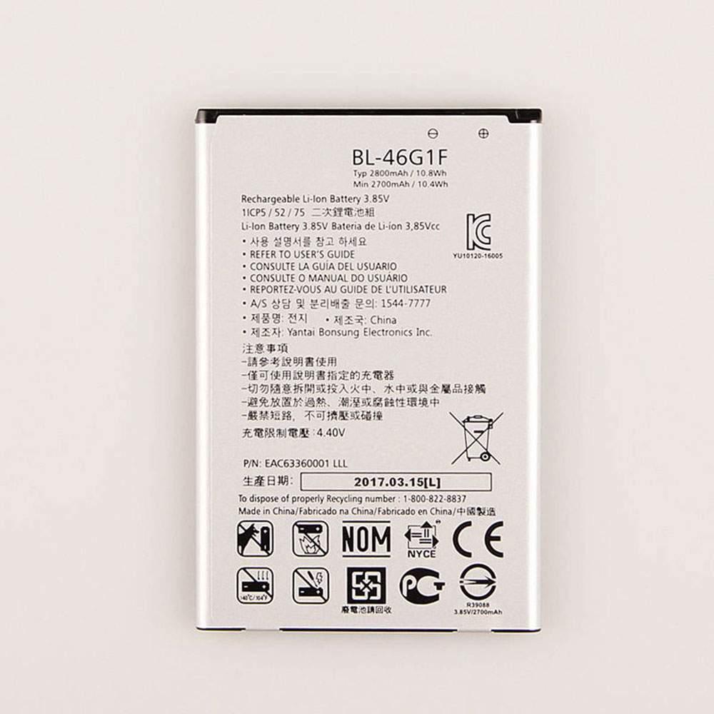 BL-46G1F for LG 2017 Version K10 X400 LGM-K121K BL46G1F