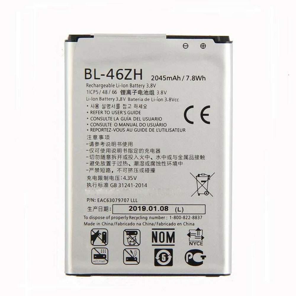 BL-46ZH for LG K7 LS675 Tribute 5 K8 K350N MS330
