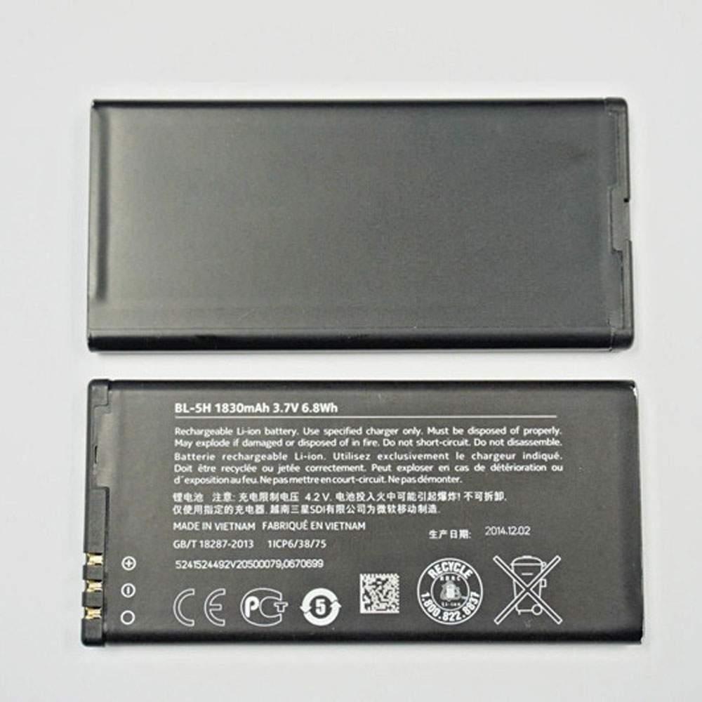 BL-5H for Nokia Lumia 630 635 636 638