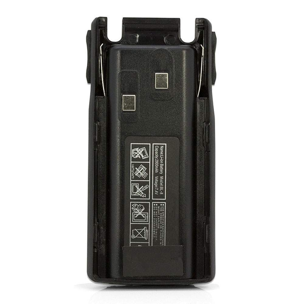BL-8 for Baofeng UV-82 BF-UV8D JR-T6 Series Radios