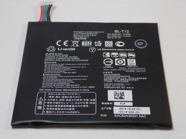 BL-T12 for LG G   Pad 7.0 V400 V410