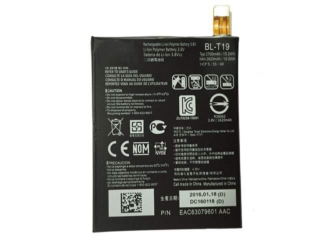 BL-T19 for LG H791 H798 H790 Google Nexus 5X L-T19 BLT19