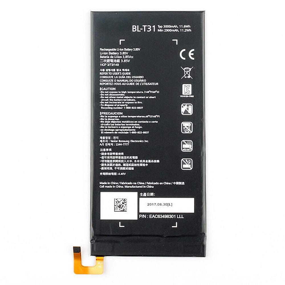BL-T31 for LG G PAD F2 8.0 LK460