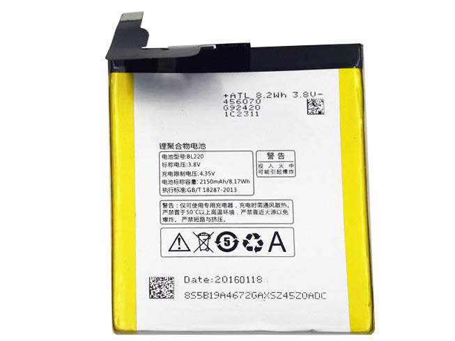BL220 for Lenovo S850 S850T +Tools