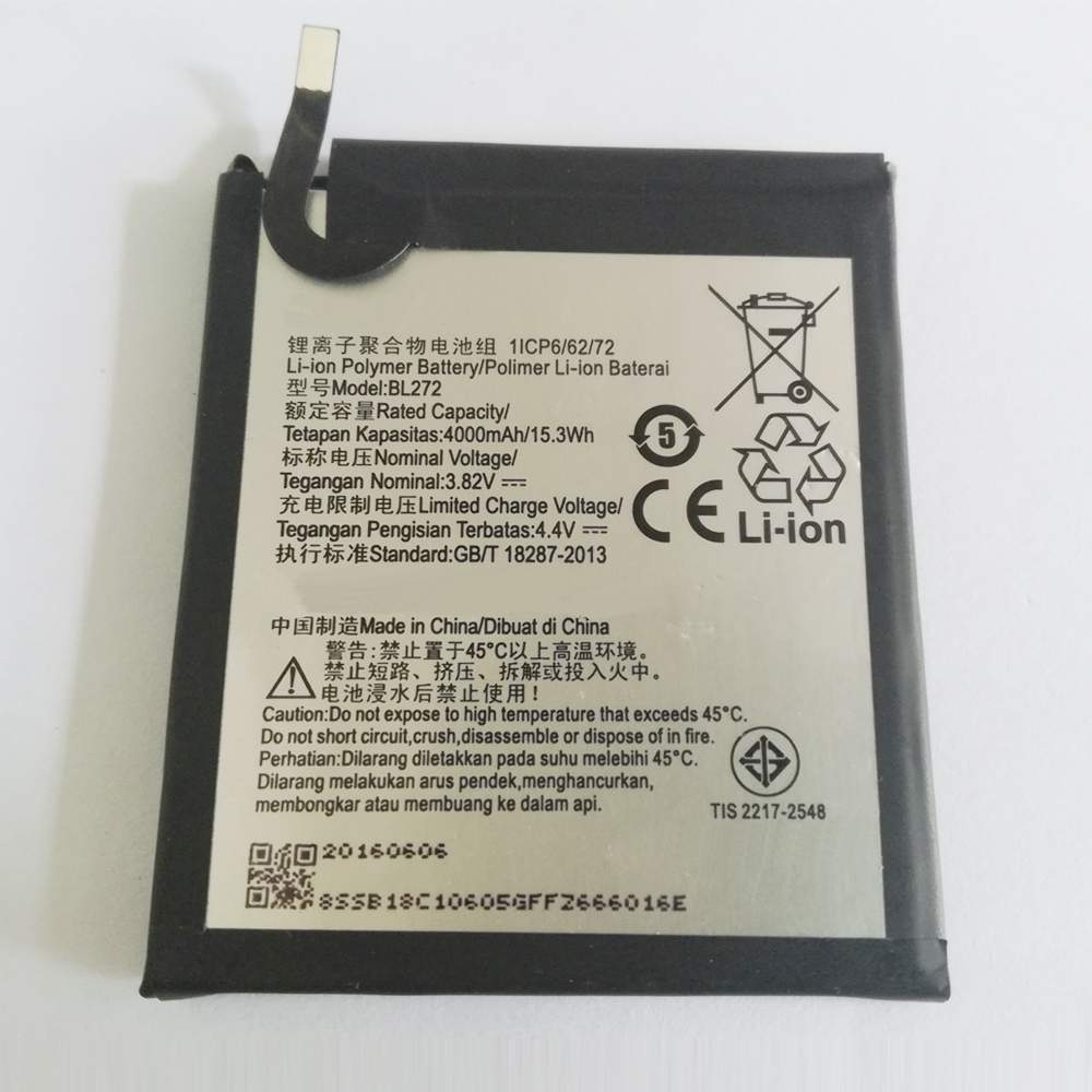 BL272 for Lenovo Smartphone