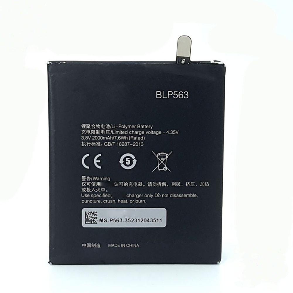 BLP563 for OPPO R827T R827