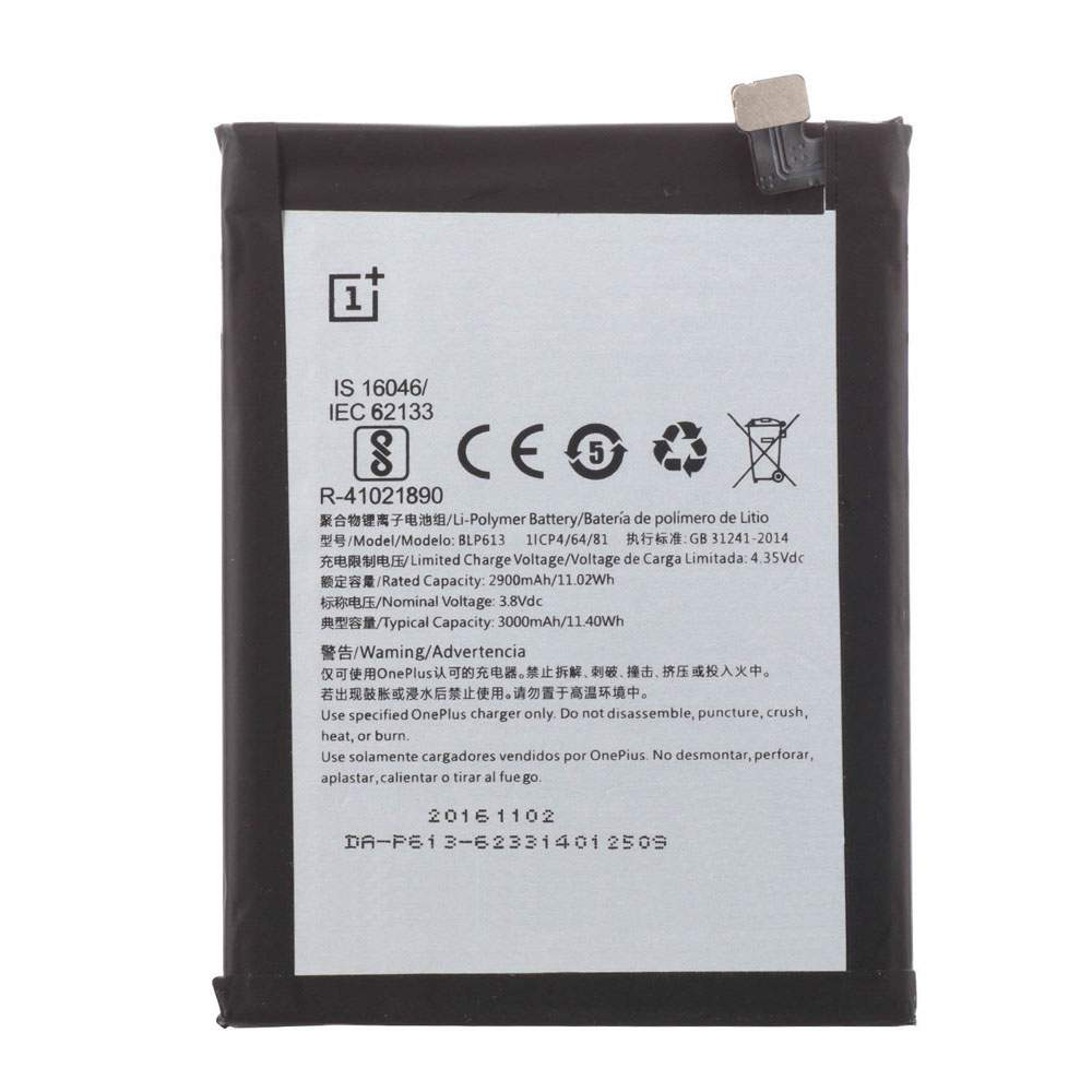 BLP613 for ONEPLUS 3 A3000 A3003