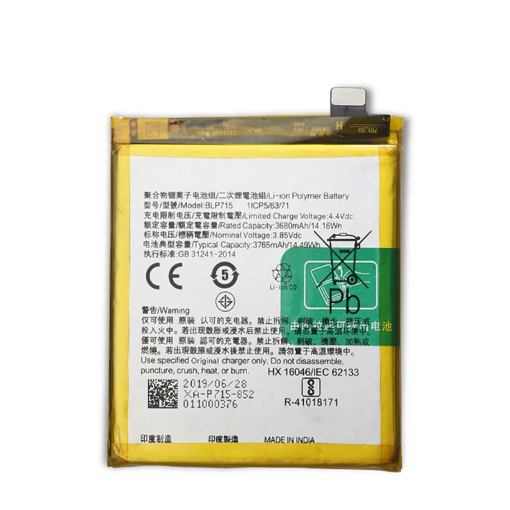 BLP715 for Oppo K3