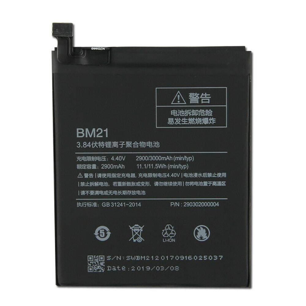 BM21 for XiaoMi Redmi Note Mi Note
