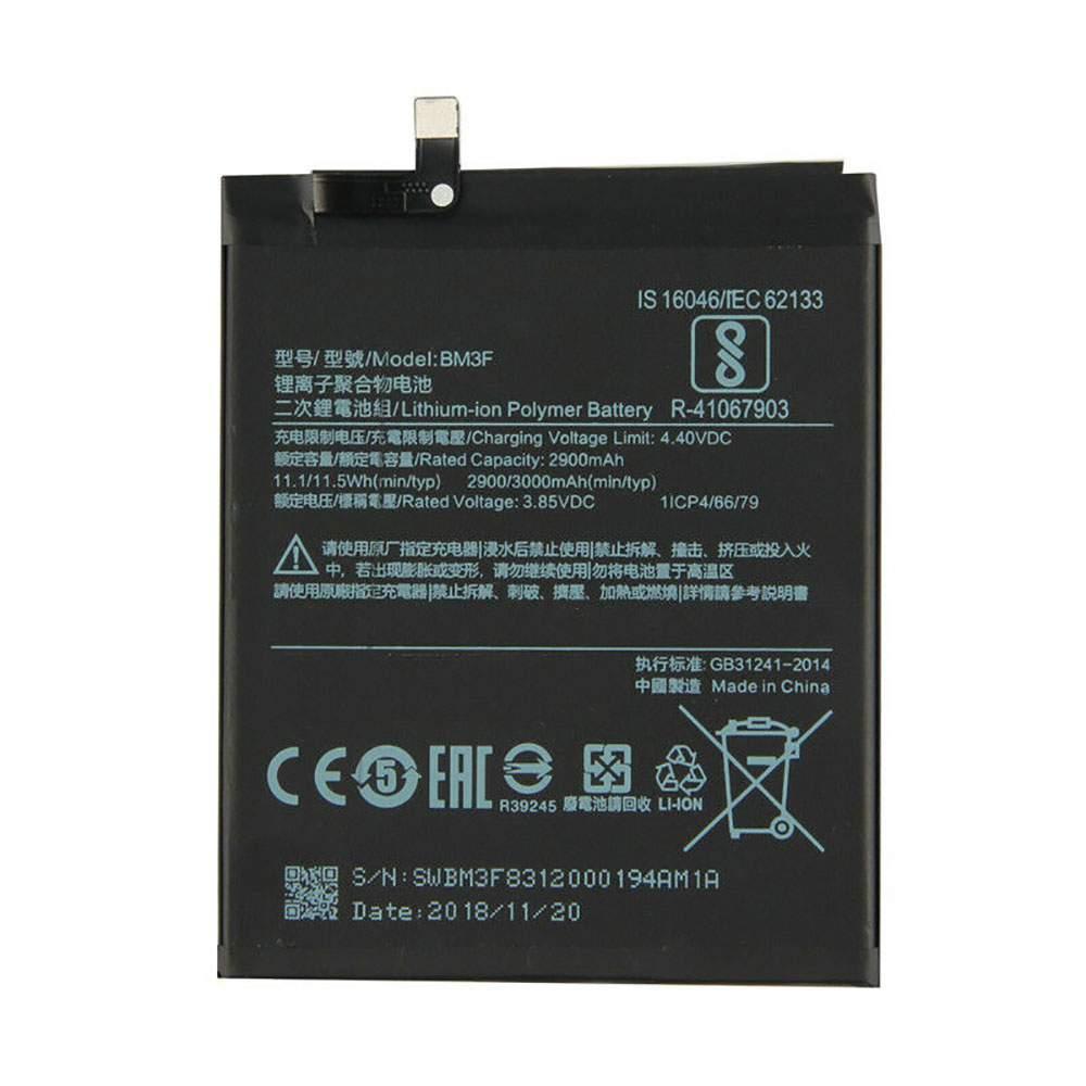 BM3F for Xiaomi 8 MI8 M8