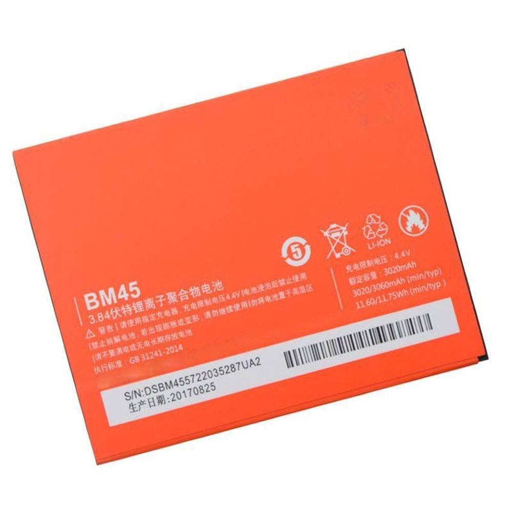 BM45 for XiaoMI RedMI HongMI Note 2