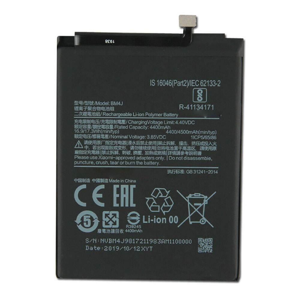 BM4J for Xiaomi Redmi Note 8 Pro