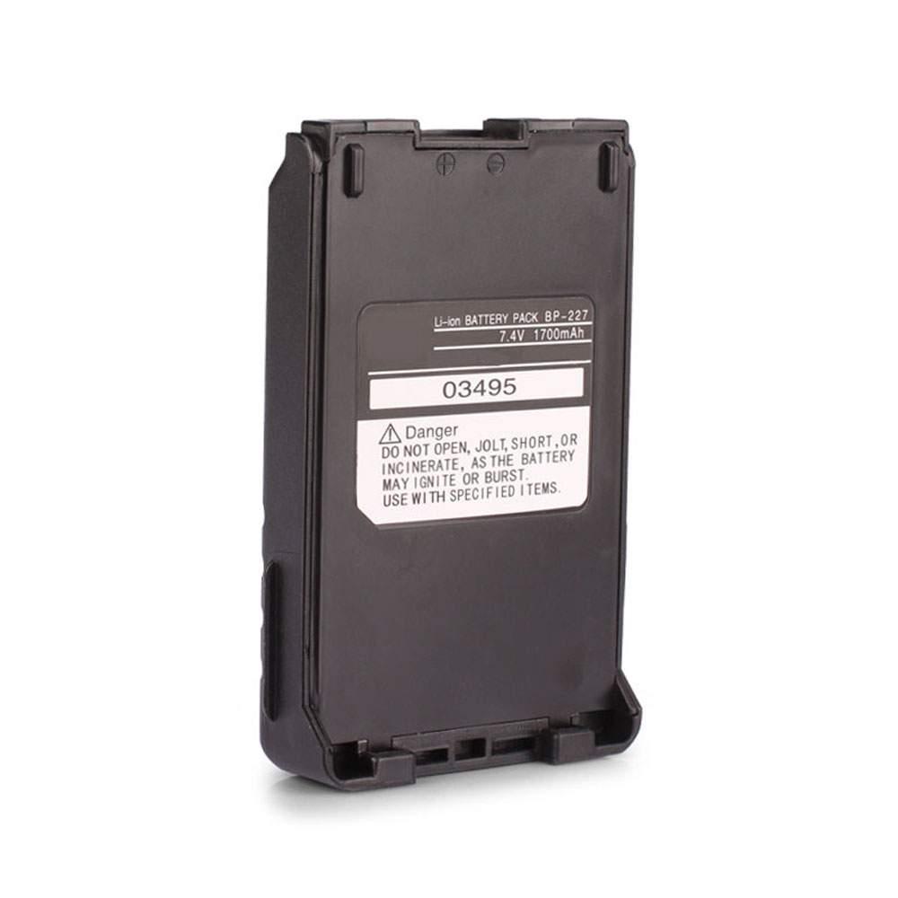 BP-227 for Icom IC-F50 IC-F51 IC-F60 IC-F61 IC-M87