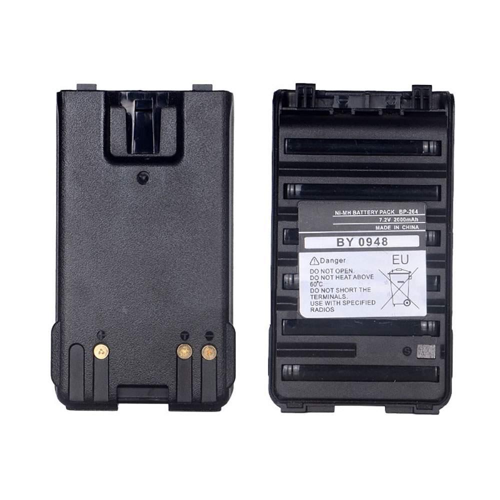 BP-264 for ICOM F3001 F4001 F4101 F3210 F4210 F3002 Radio