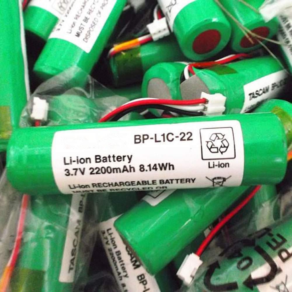 BP-L1C-22 for TASCAM series