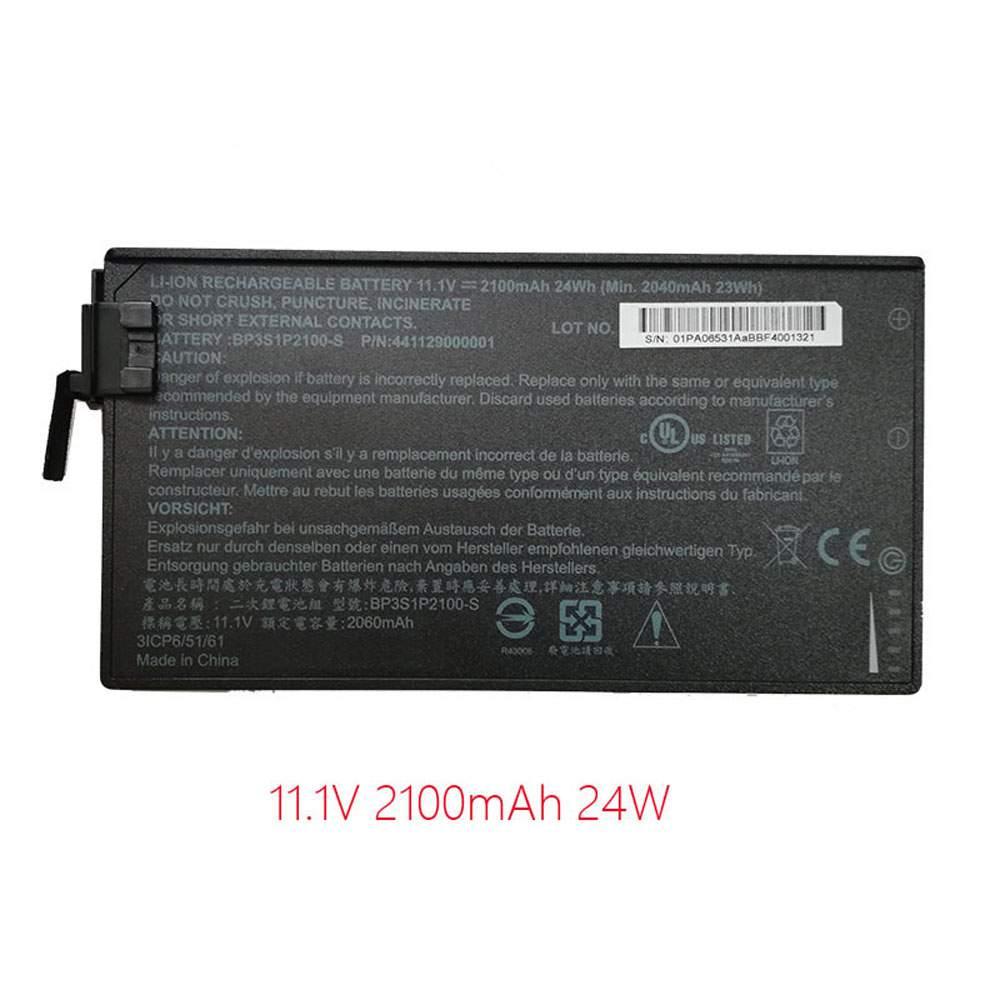 BP3S1P2100-S for Getac V110 Rugged