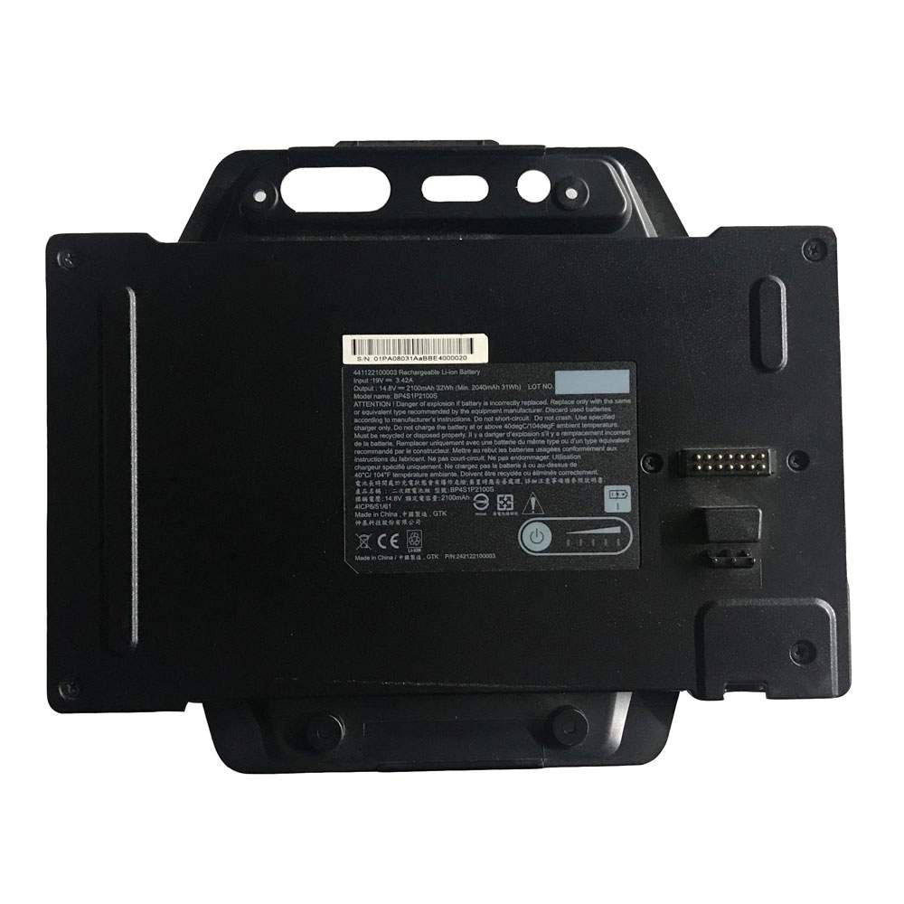 BP4S1P2100S for Getac 4ICP6/51/61 441122100003 Series